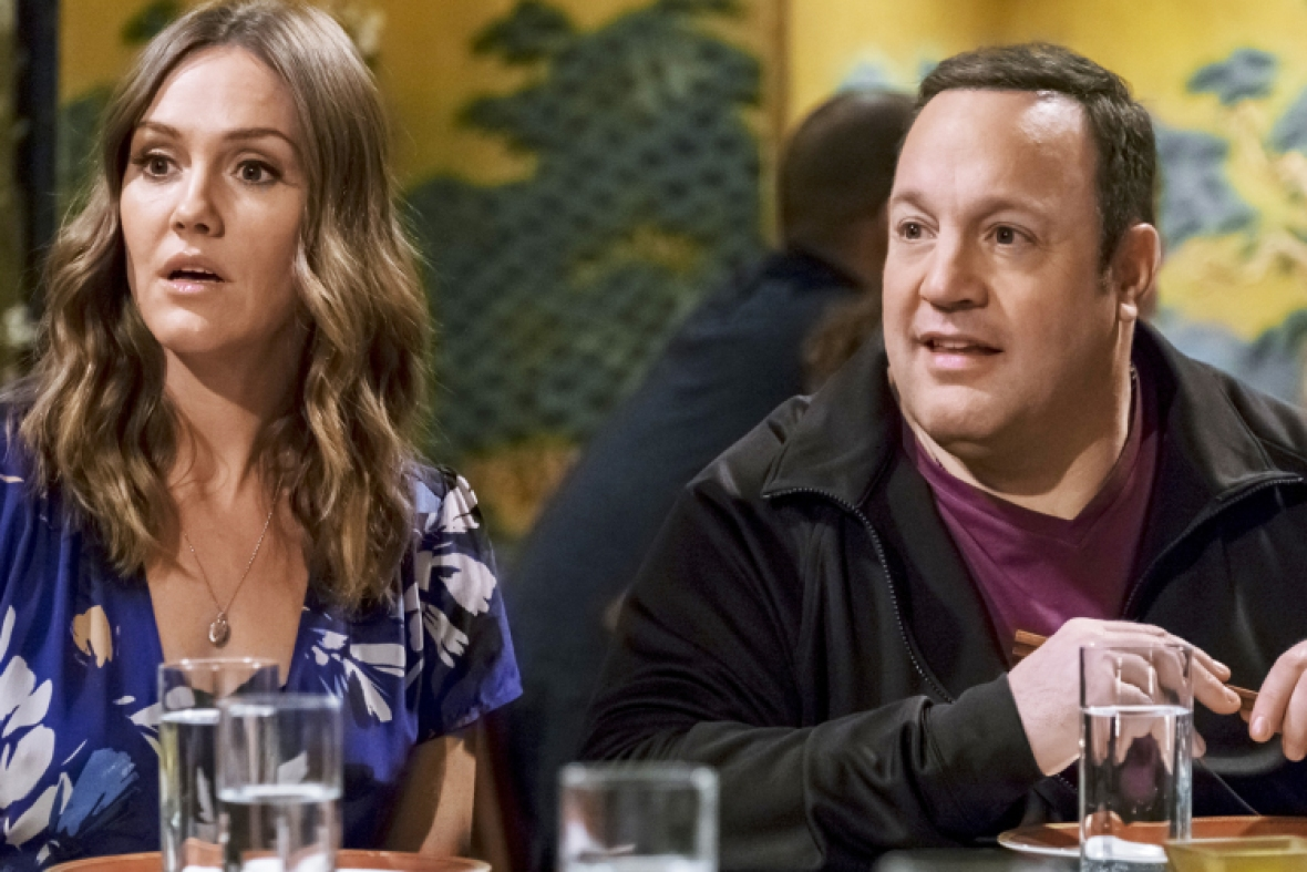 erinn hayes kevin james getty images
