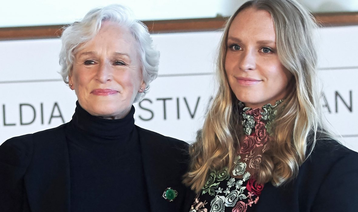 glenn close daughter getty images