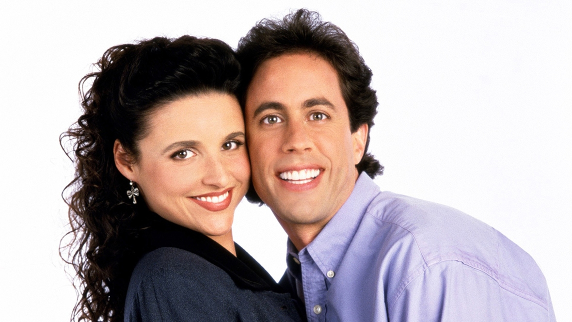 jerry seinfeld and julia louis-dreyfus