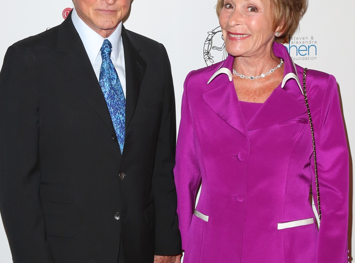judge judy jerry sheindlin getty images