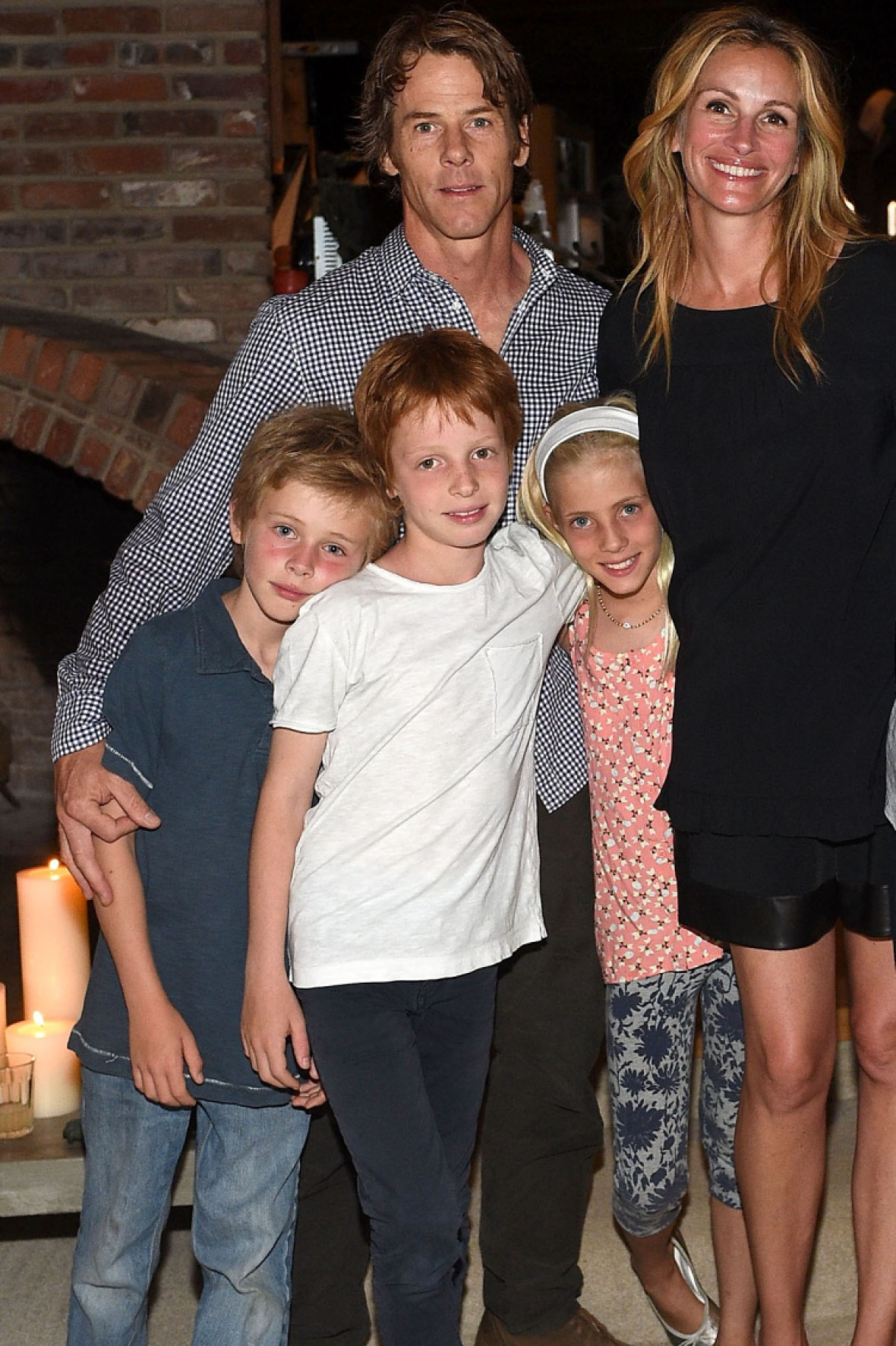 julia roberts family getty images