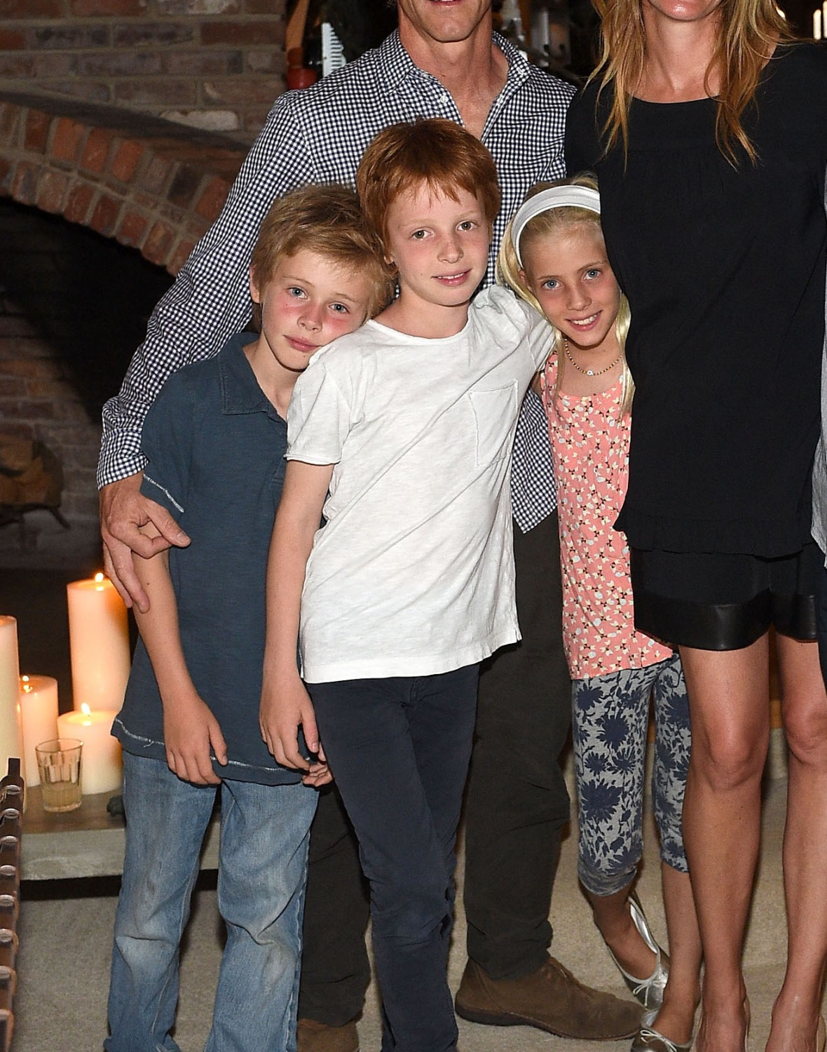 julia roberts family getty