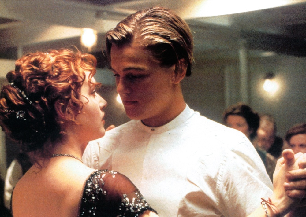 titanic getty images