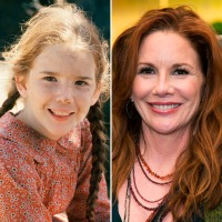Melissa Gilbert as Laura Ingalls Wilder from Little House on the Prairie