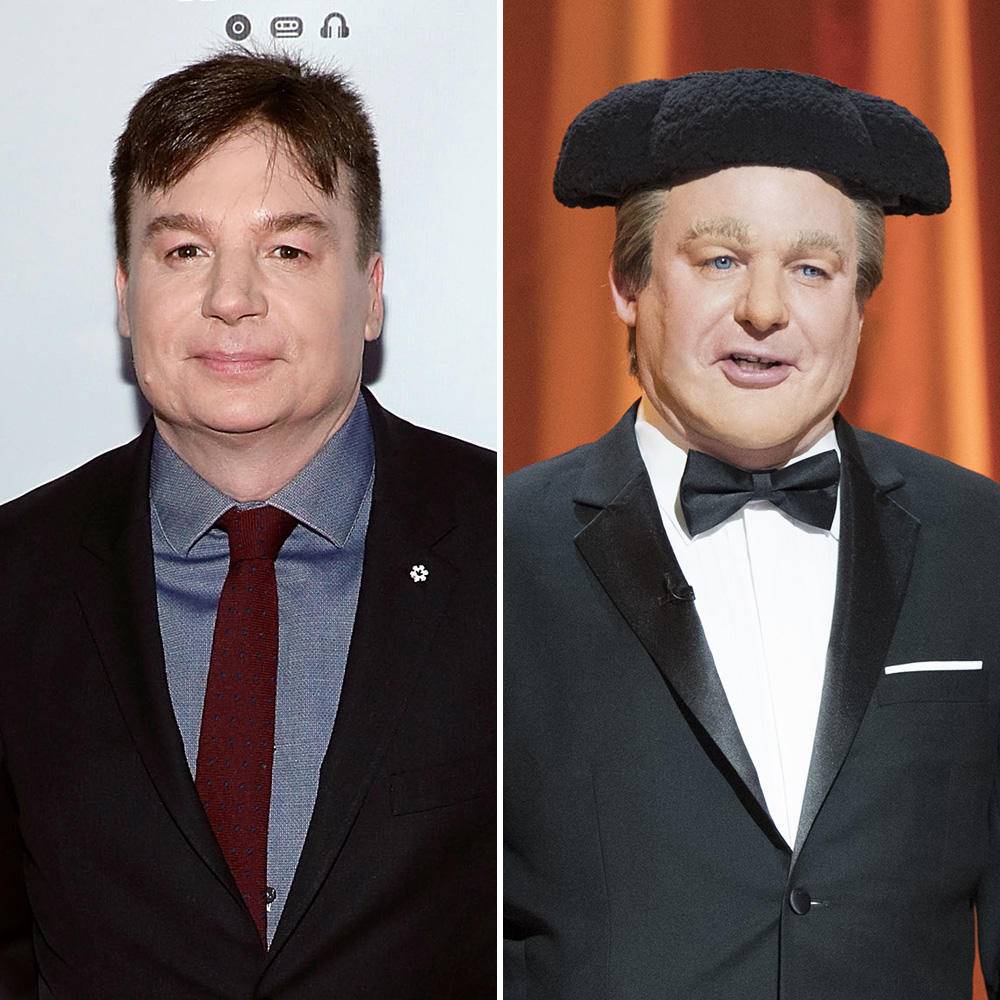 mike meyers tommy maitland getty images