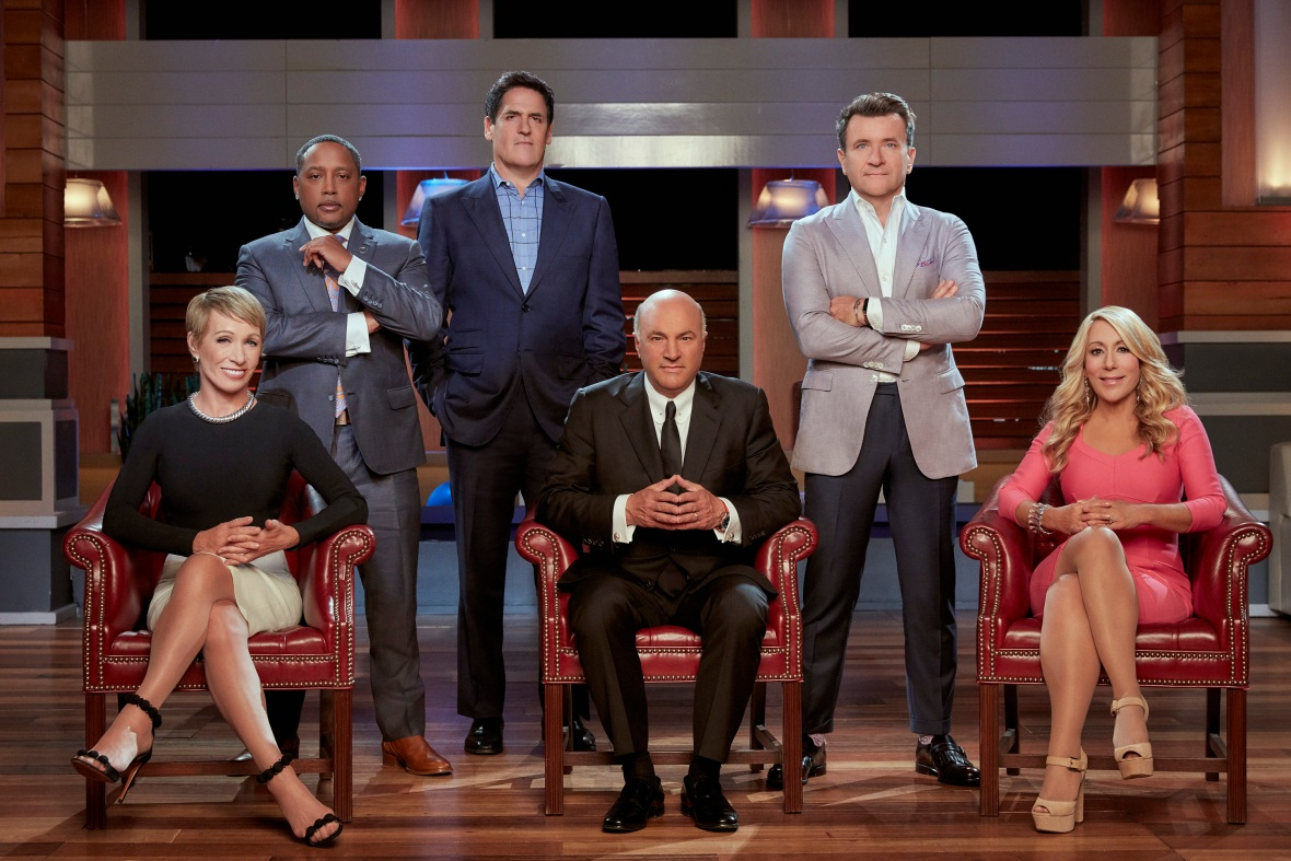 'shark tank' getty images