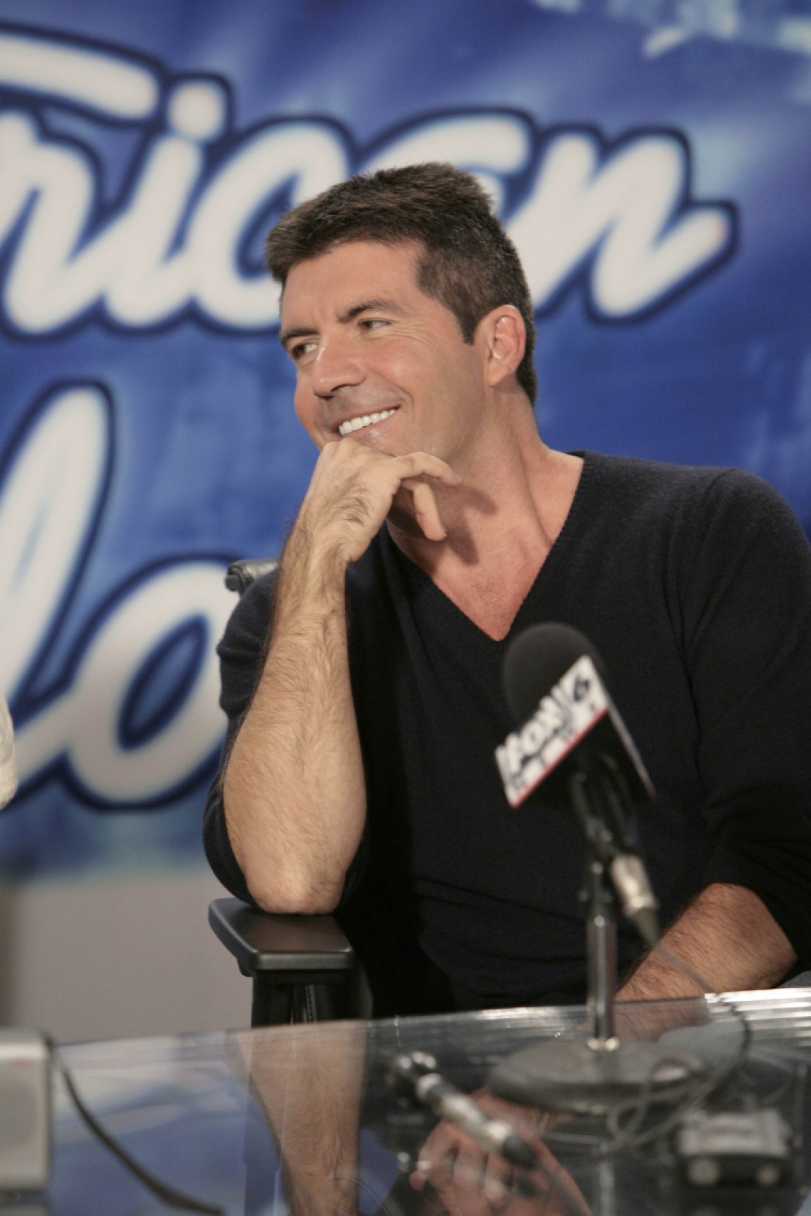 simon cowell getty images