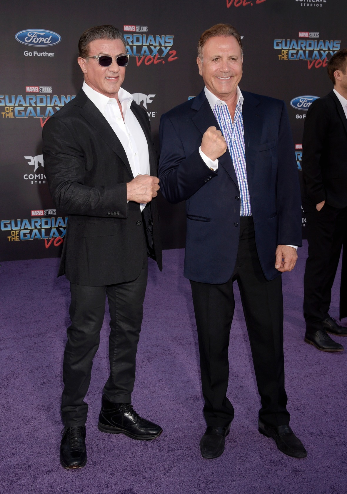 sylvester stallone brother getty images