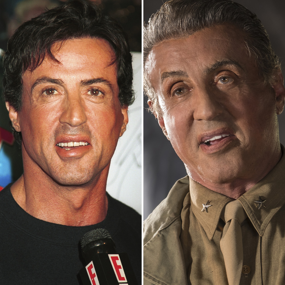 sylvester stallone getty images