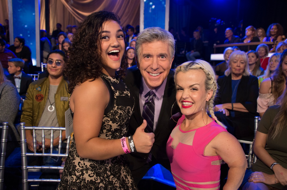 tom bergeron dwts getty