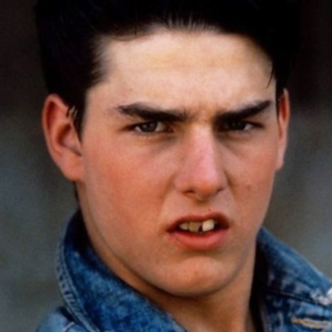 tom cruise the outsiders - warner bros.