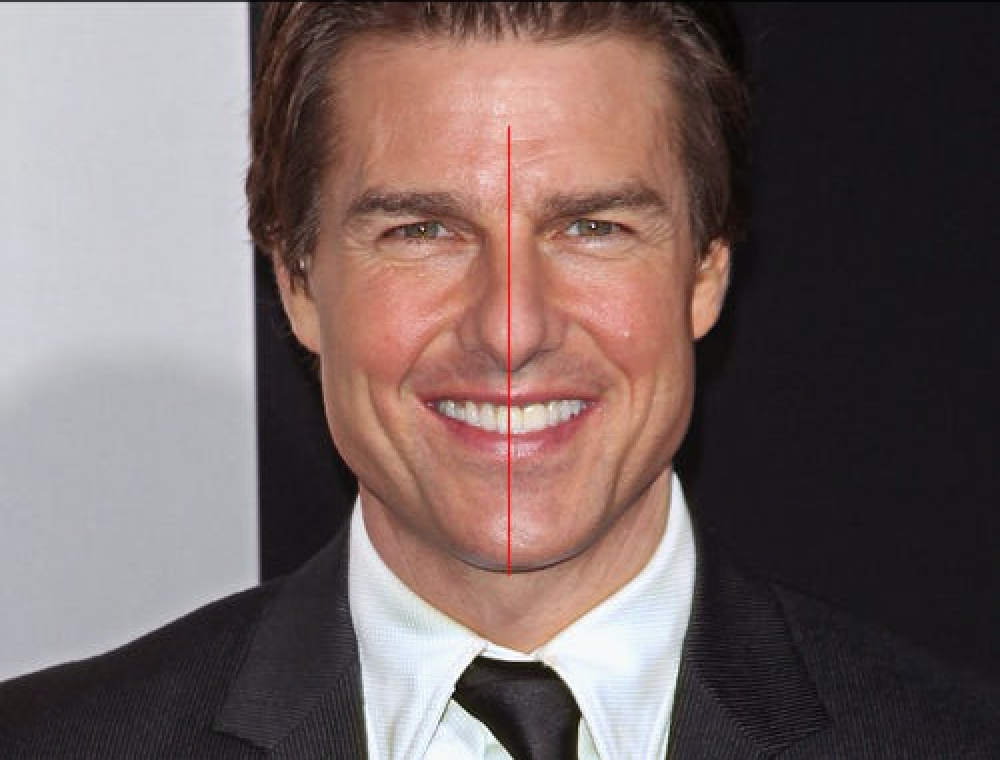 tom cruise smile - getty