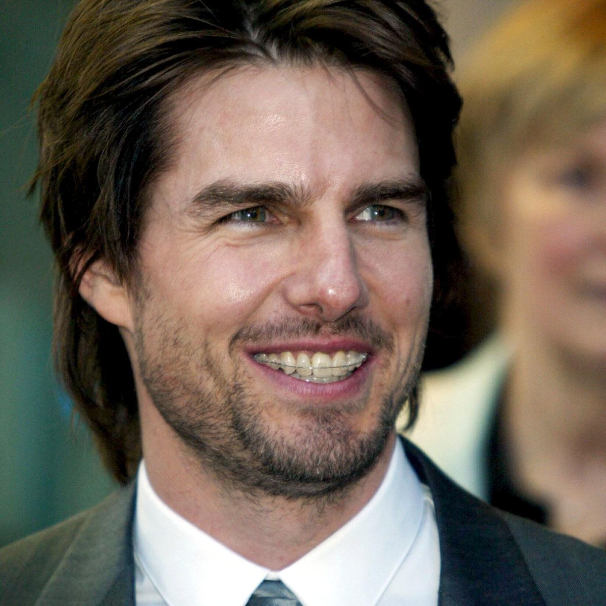 Tom Cruise Teeth Story Behind Actor S Misaligned Discolored Smile