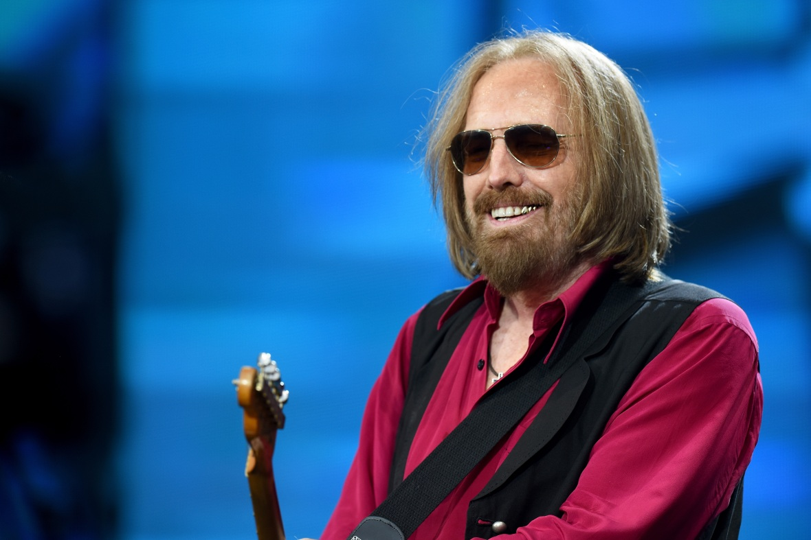 tom petty getty images