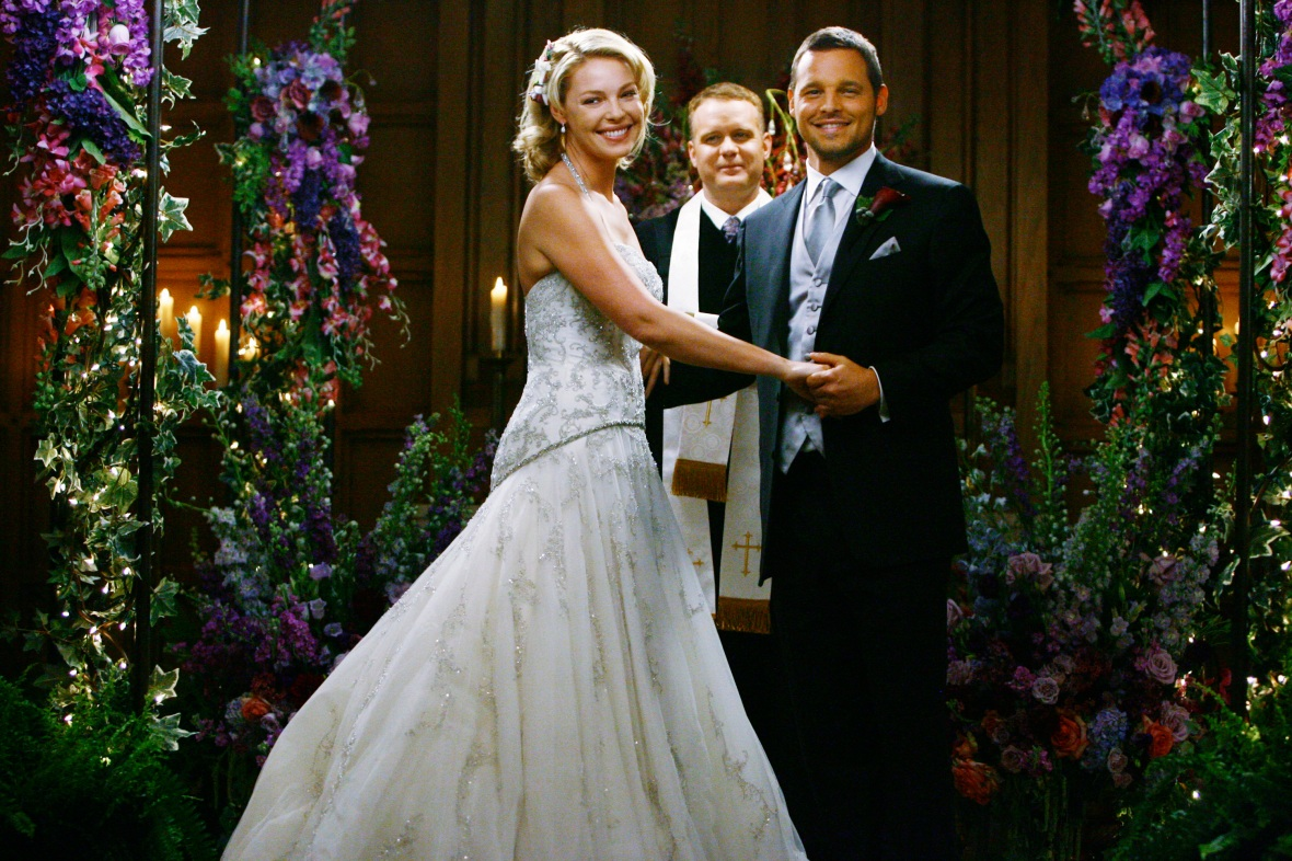 alex karev izzie stevens grey's anatomy getty images