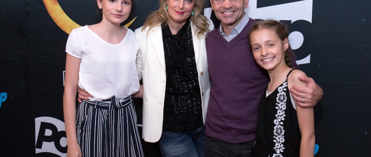 ali wentworth george stephanopolous kids getty images