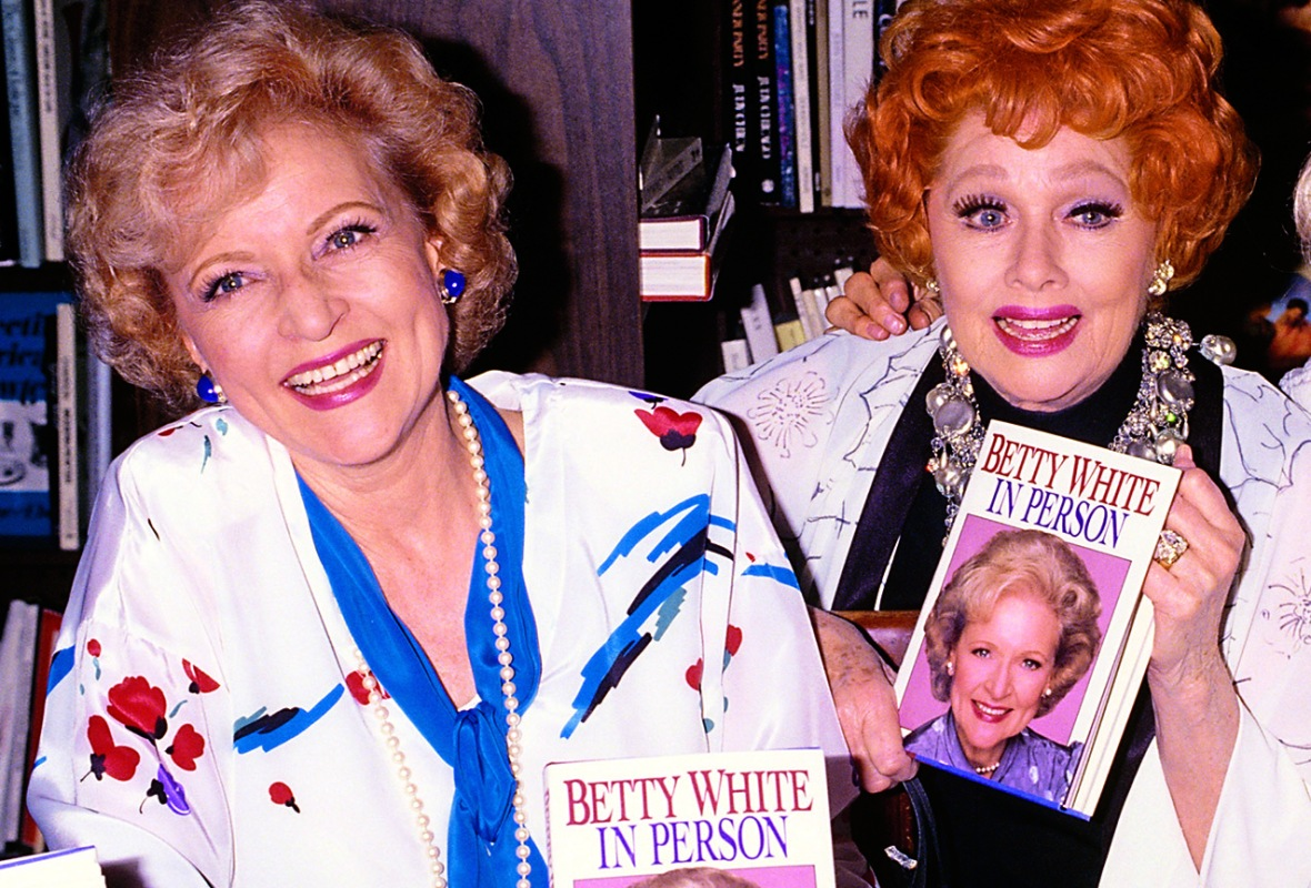 betty white lucille ball closer weekly