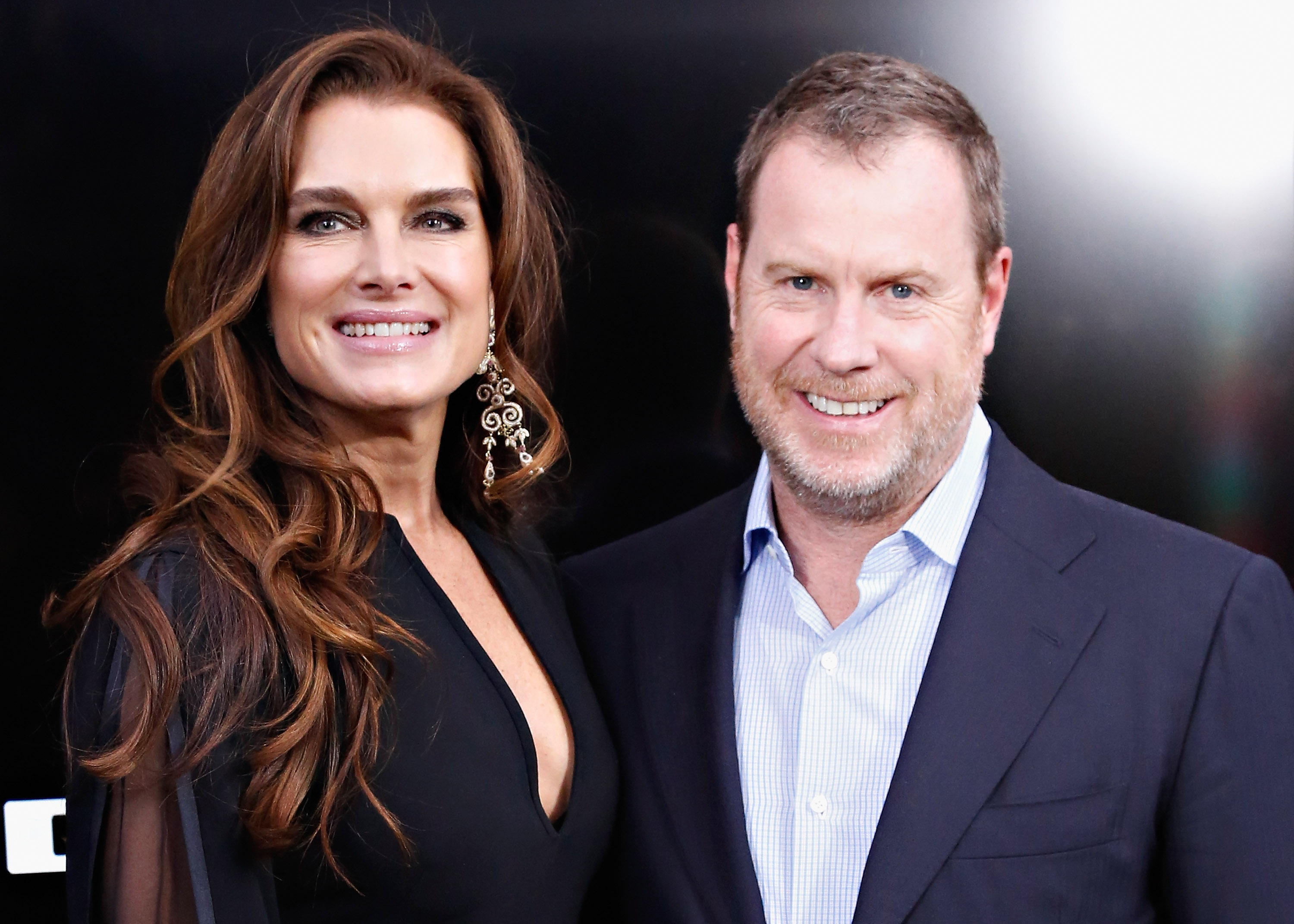 Brooke Shields Gets Candid About Her Marriage to Husband