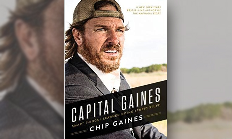 capital gaines book