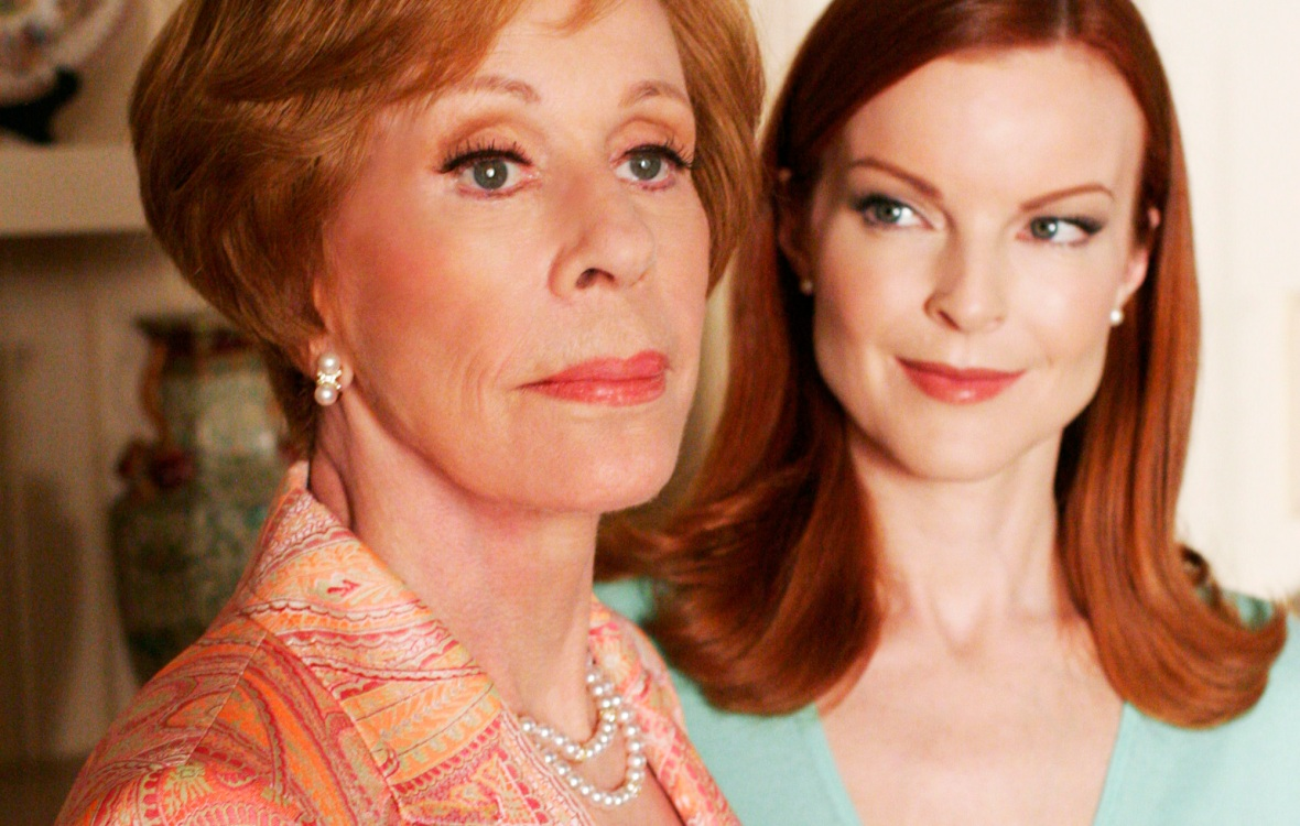 carol burnett desperate housewives getty images