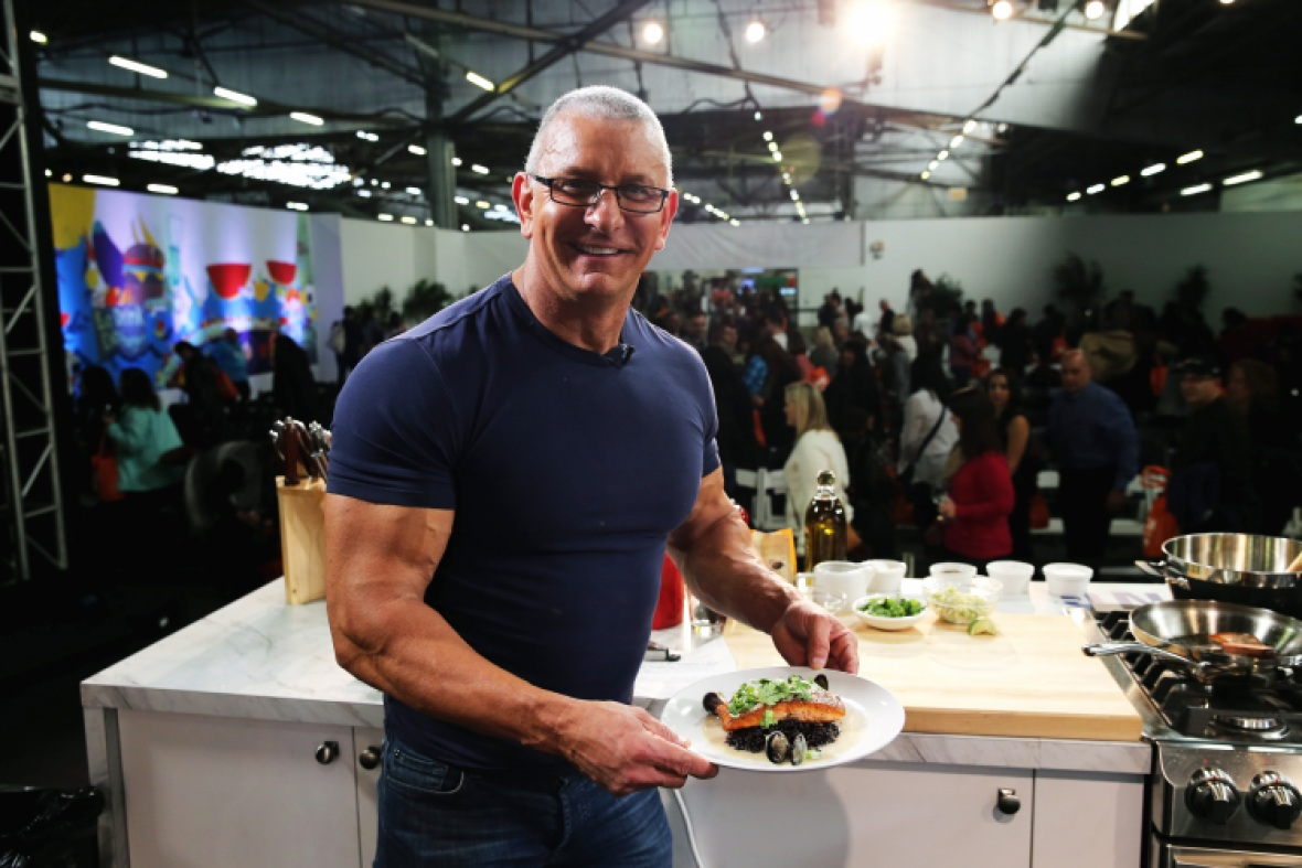 robert irvine getty images