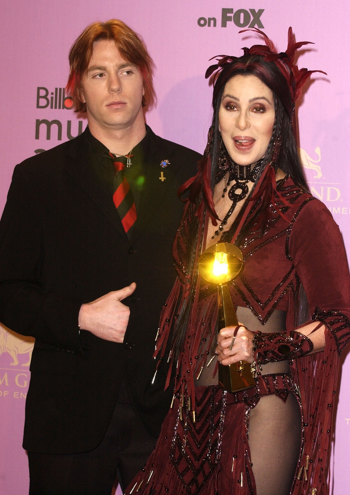 cher son getty images