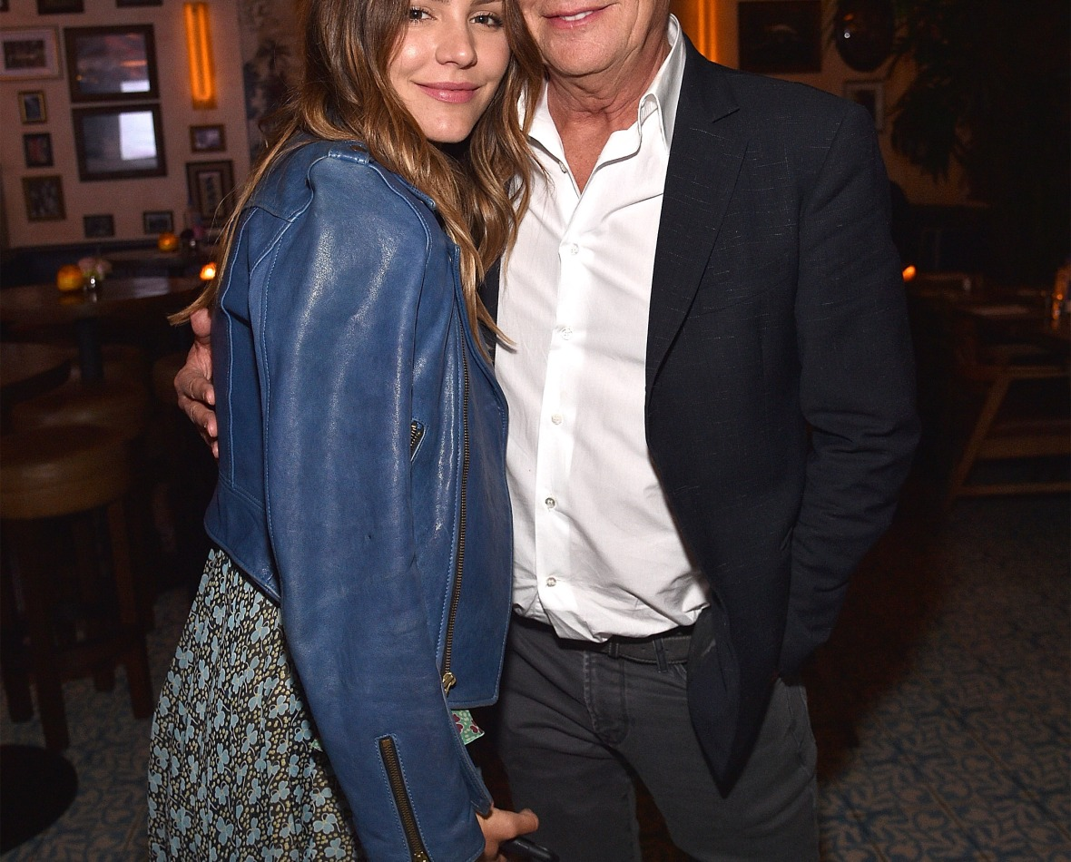 katharine mcphee david foster, getty