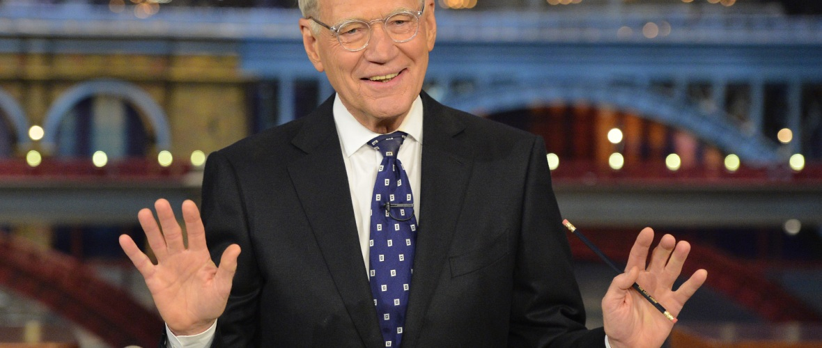 david letterman getty images