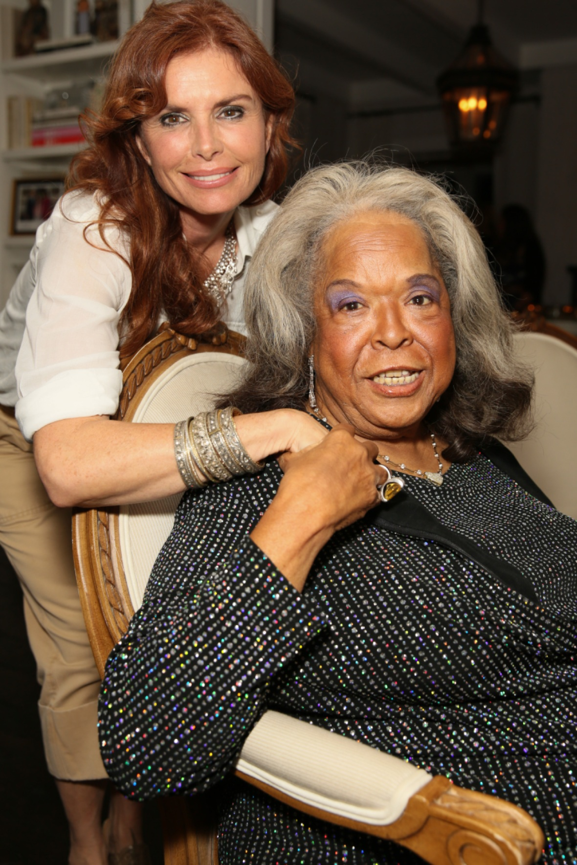 della reese roma downey getty images