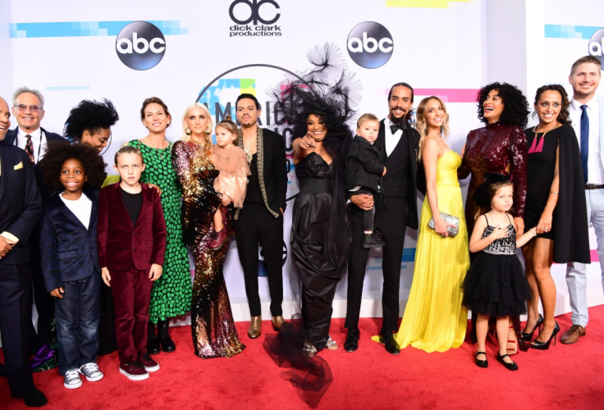 diana ross amas getty images