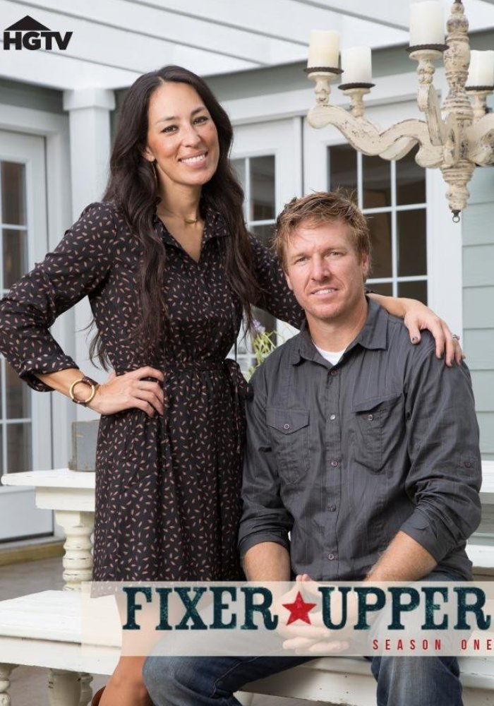 fixer upper dvd gift