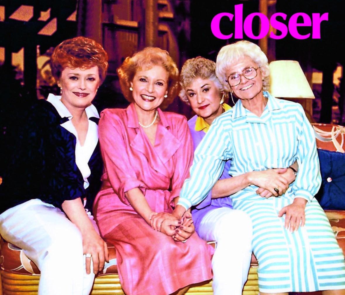 'golden girls' cast