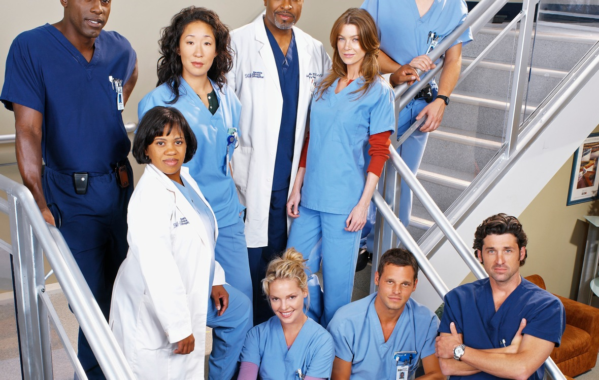 grey's anatomy season 1 getty