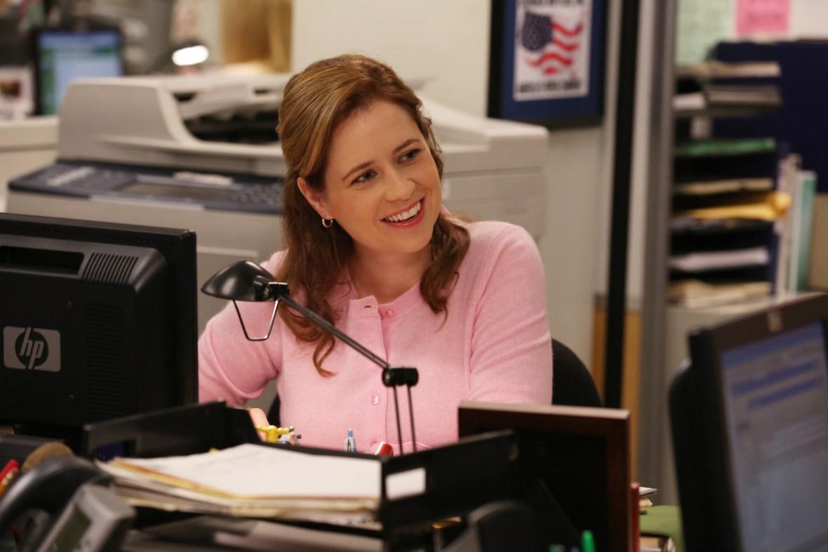 jenna fischer the office getty