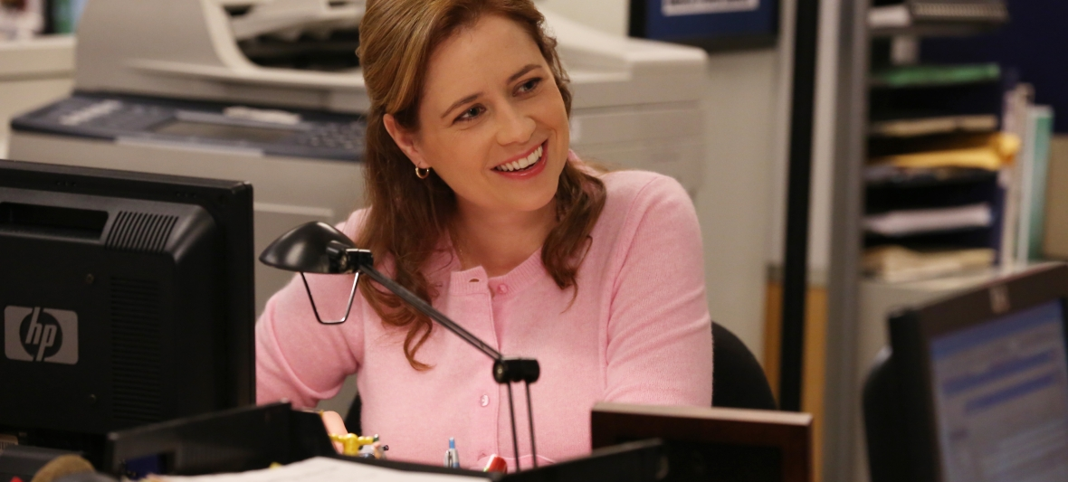jenna fischer the office getty