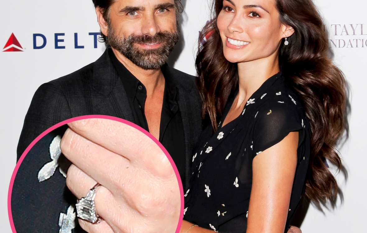 john stamos caitlin mchugh getty images