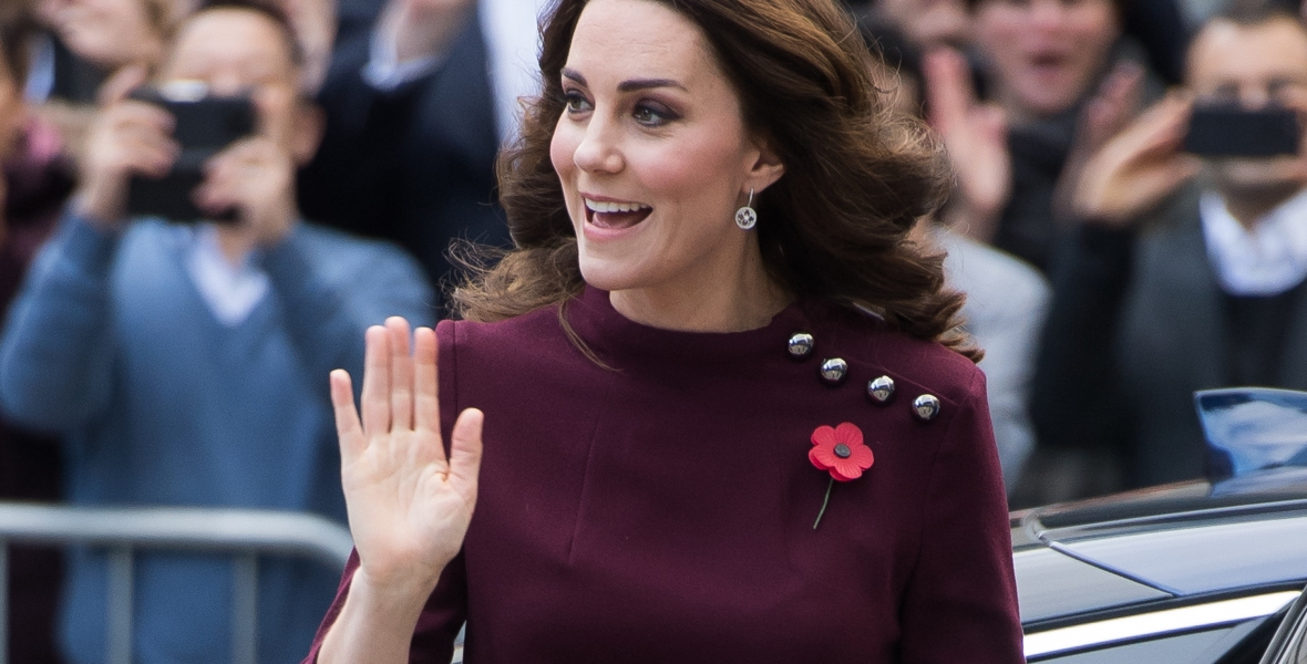 kate middleton, getty images