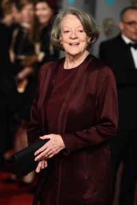 maggie-smith-red-carpet