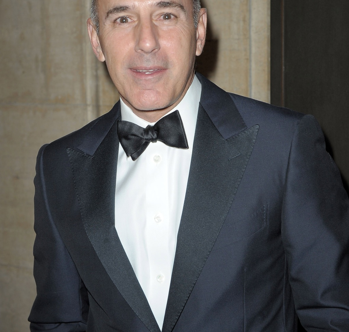matt lauer - getty