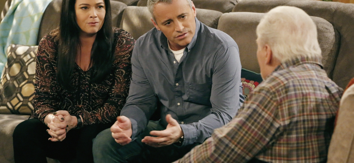 matt leblanc man with a plan wife getty