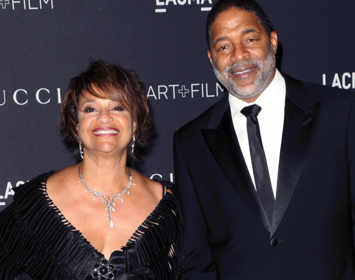 norm nixon debbie allen getty images