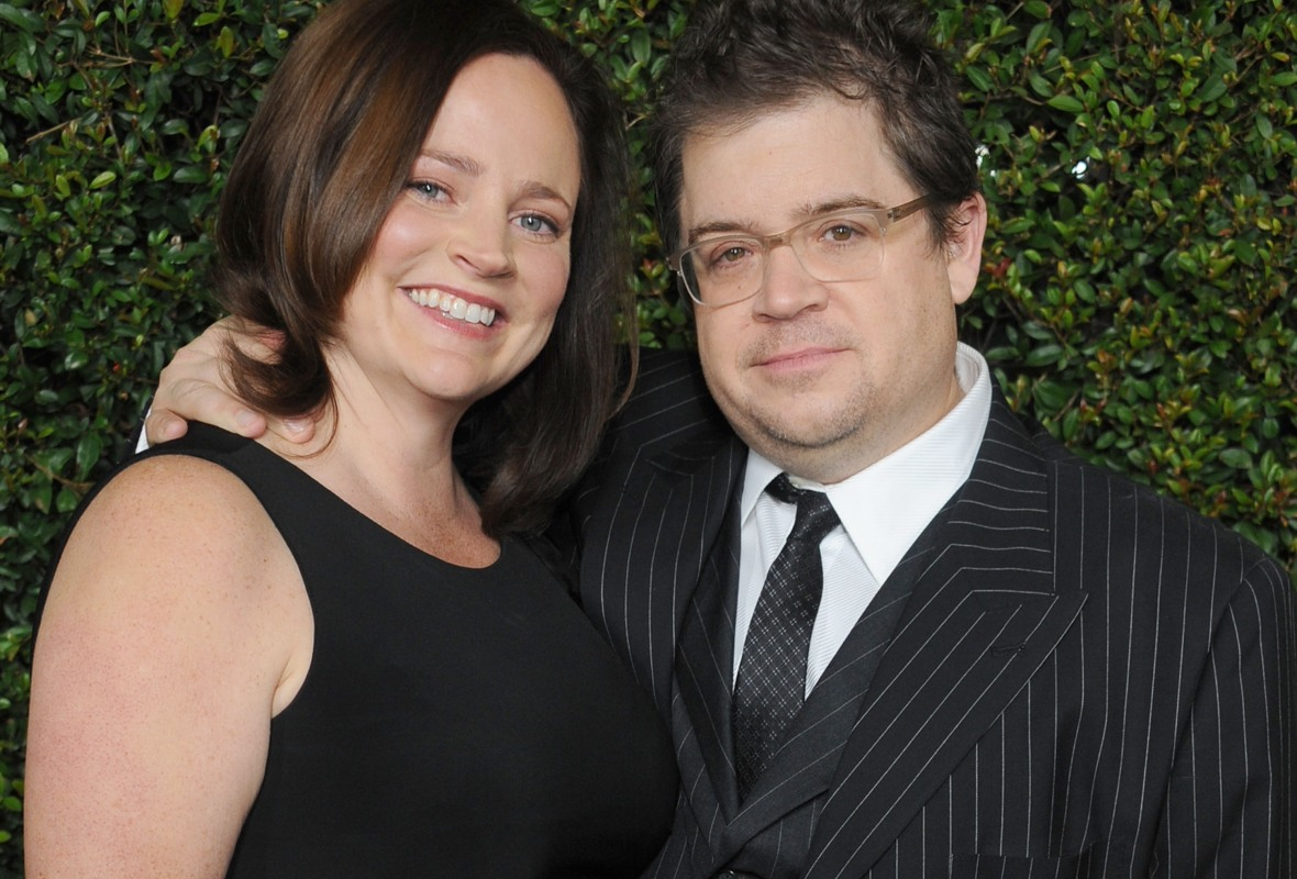 patton oswalt wife michelle mcnamara getty images