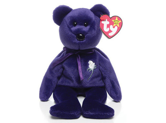 Princess Diana S Beanie Baby How Much Is It Worth Today