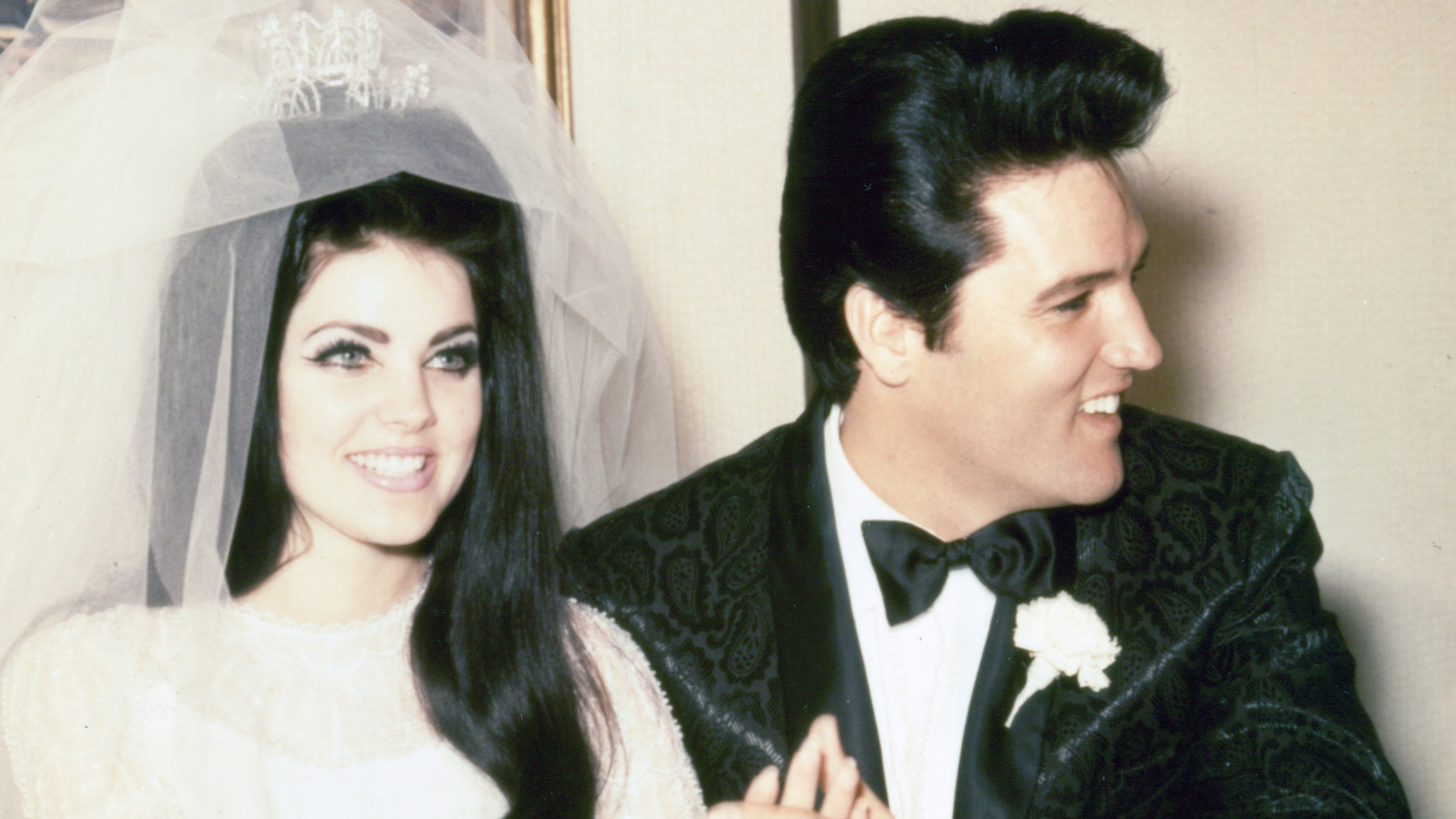 Who is priscilla presley married to now