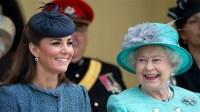 Kate Middleton Queen Elizabeth