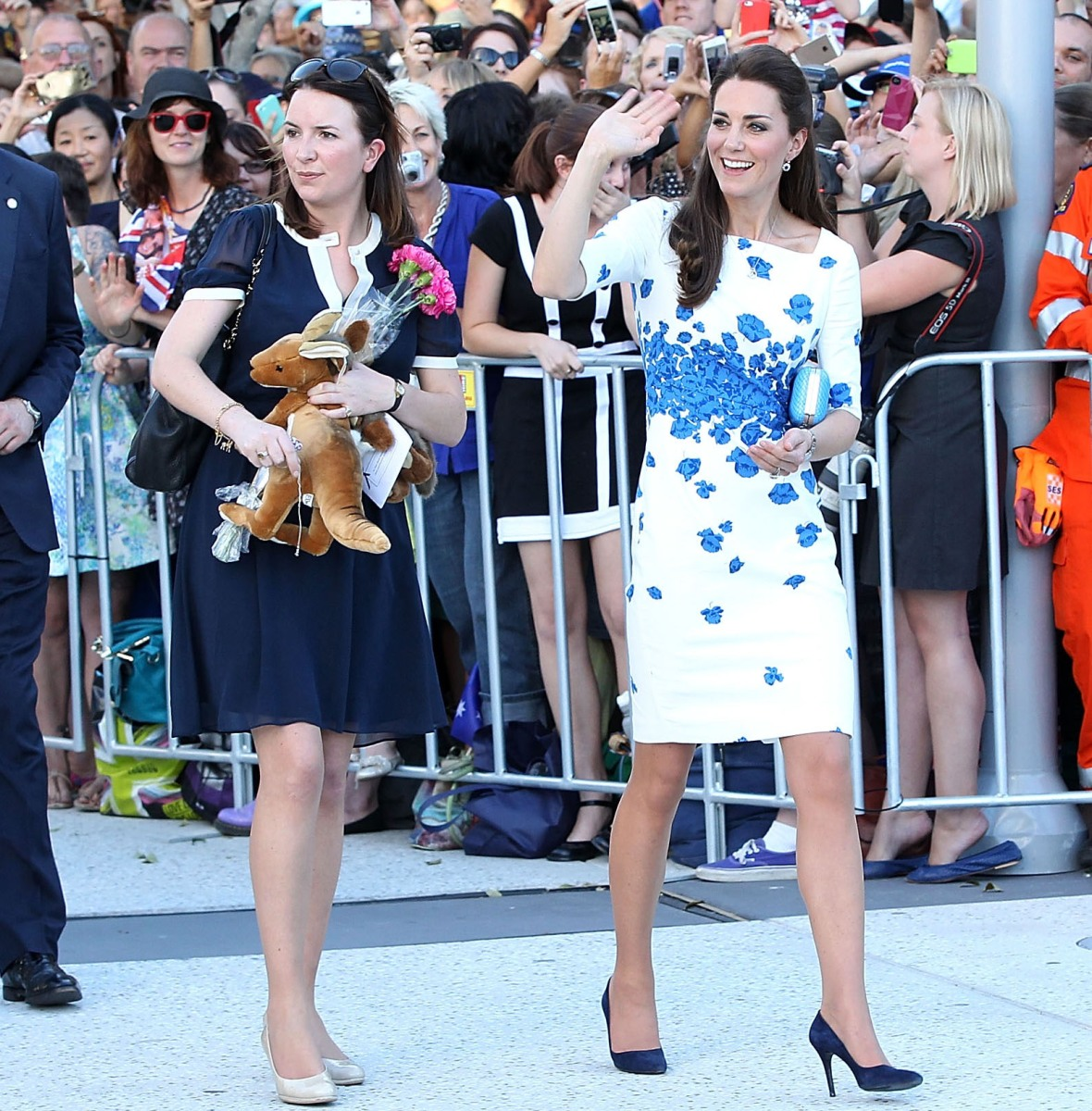 kate middleton rebecca deacon getty images