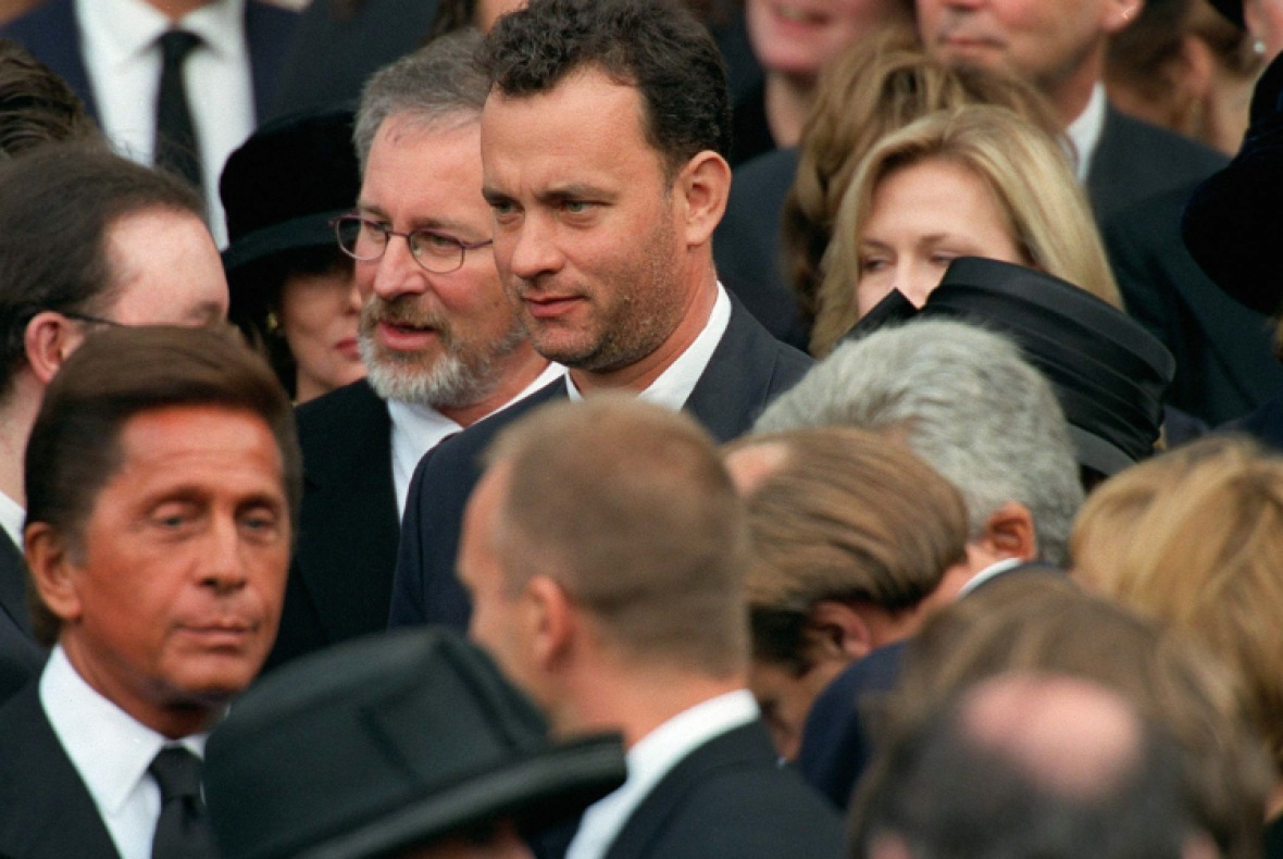 tom hanks princess diana getty images