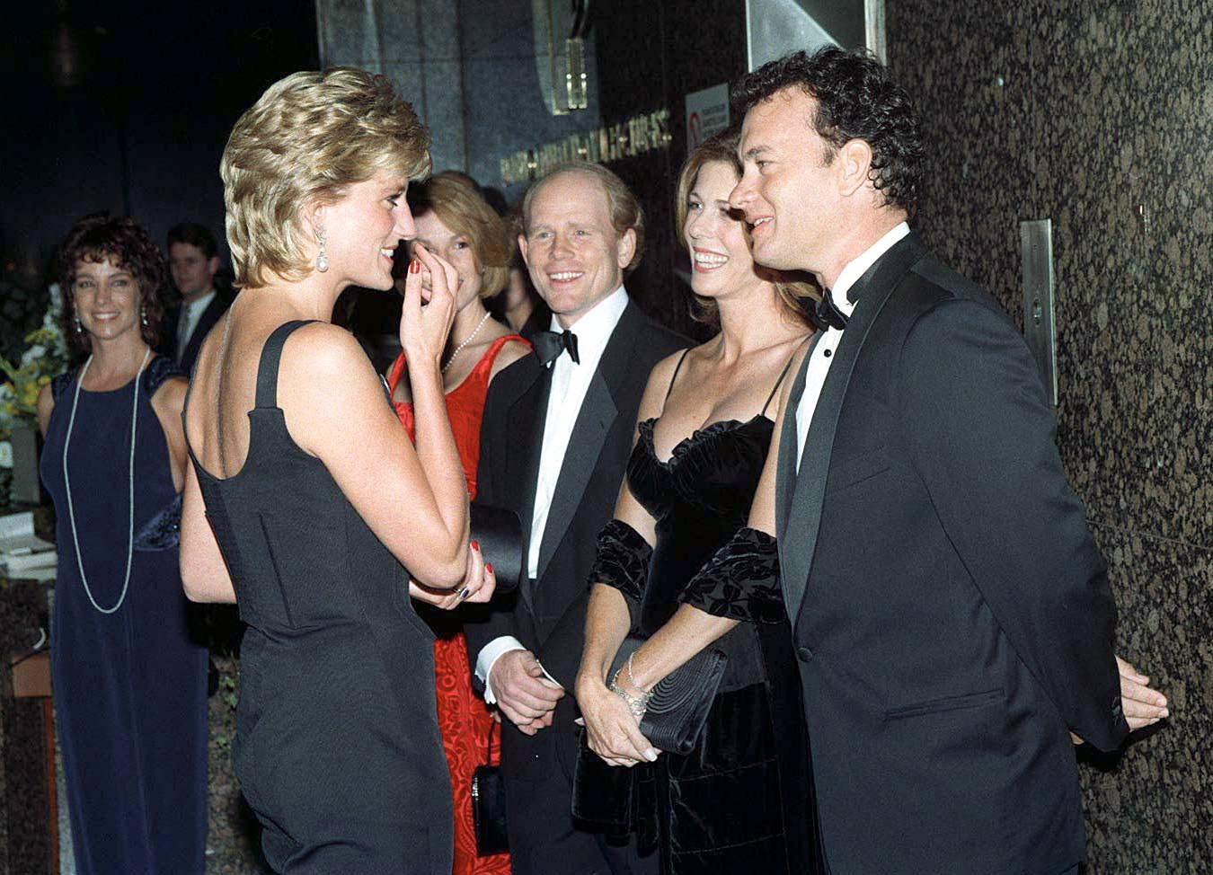 tom hanks was at princess diana s funeral plus see more stars who were there https www closerweekly com posts tom hanks princess diana funeral 140738