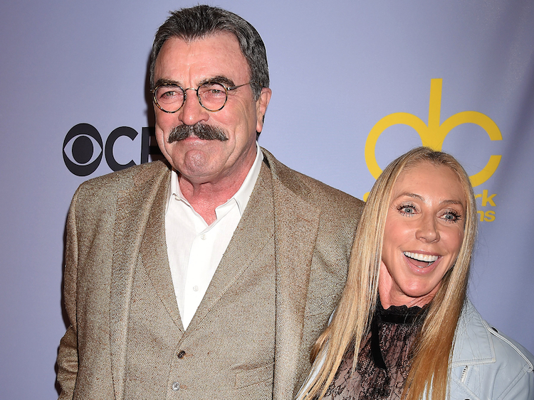 tom selleck wife jillie — getty
