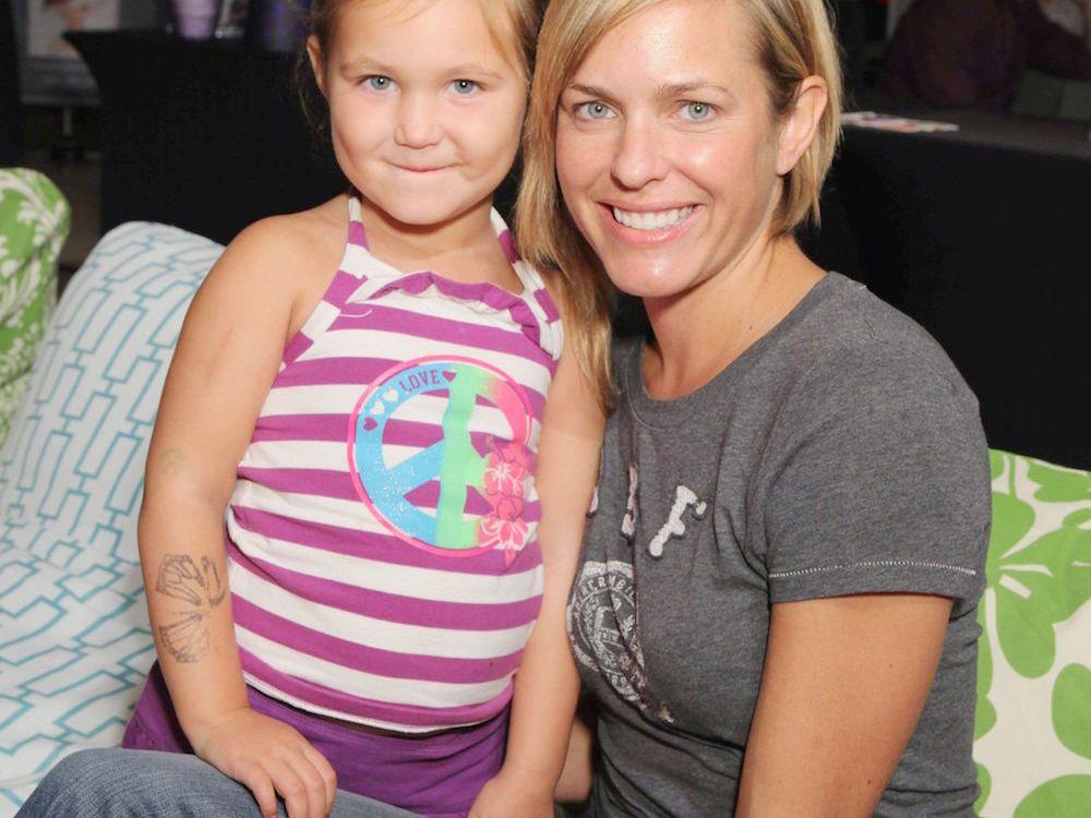 arianne zucker and daughter isabella - jpi